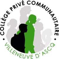 logo collège privé communautaire v d`ascq