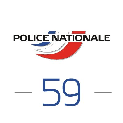 logo police nationale 59