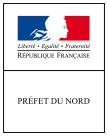 logo prefet du nord